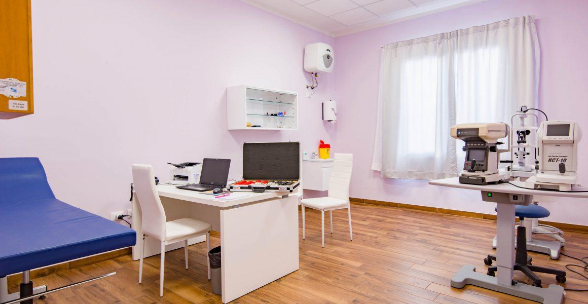 La struttura Progetto salute Forlimpopoli ambulatorio immagine 03