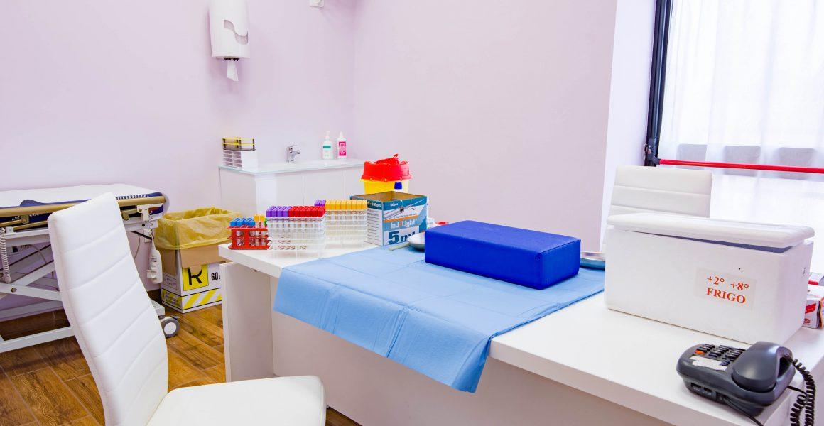 La struttura Progetto salute Forlimpopoli ambulatorio immagine 09