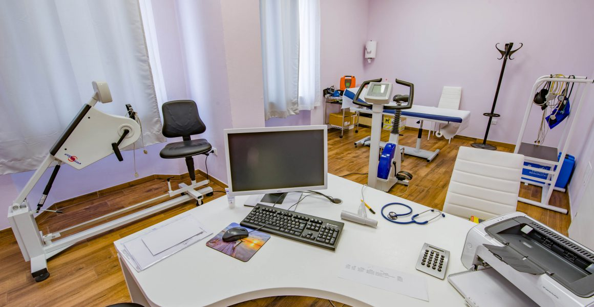 La struttura Progetto salute Forlimpopoli ambulatorio immagine 12